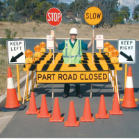 Road Signs & Traffic Management Equipment